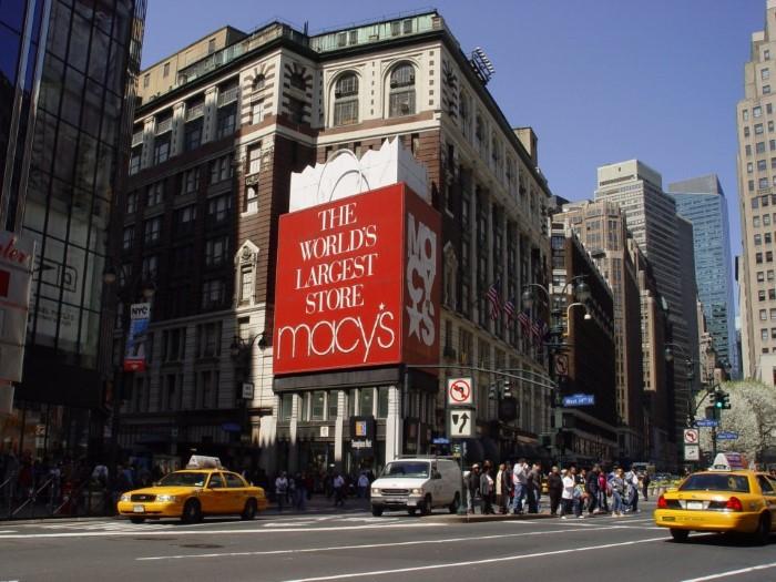 أروع متاجر نيويورك
