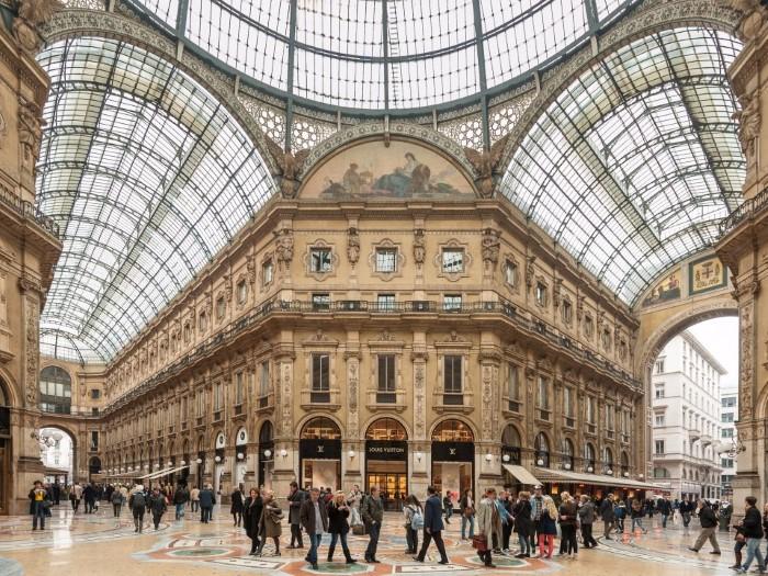 أروع متاجر ايطاليا