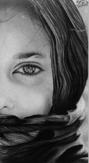 رسم أطفال أحادي