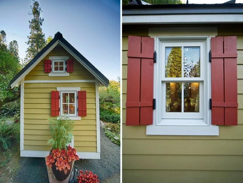 أجمل المنازل الصغيرة