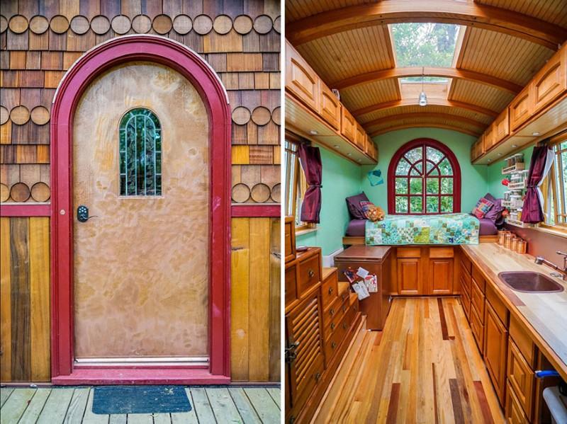 بيوت صغيرة وجميلة