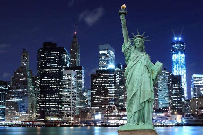 مدينة نيويورك أمريكا