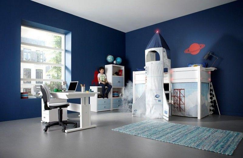 غرفة نوم أطفال غريبة