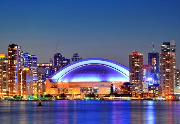 تورينتو أكثر مدن أماناً