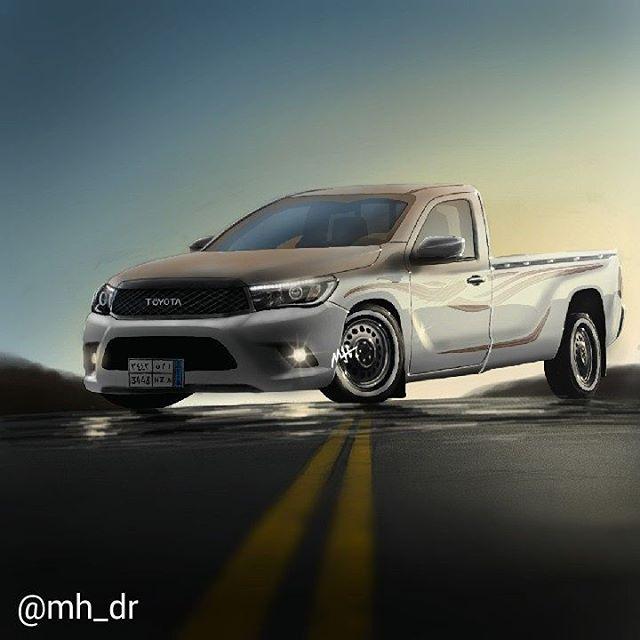 رسم سيارات ابداعي