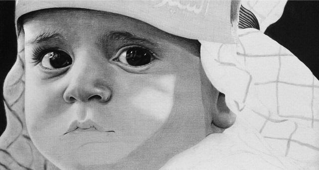 رسم أطفال جميل