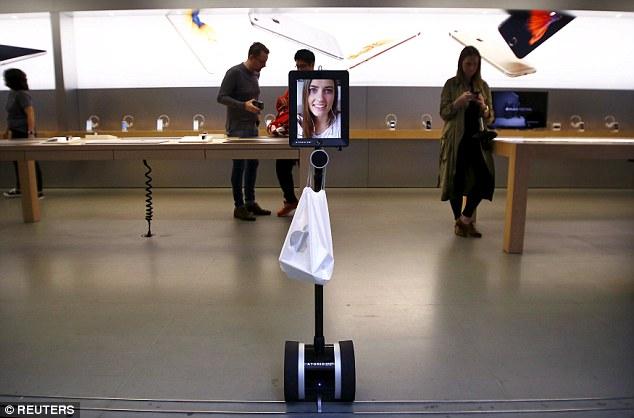 الآيفون الجديد ل الروبوت