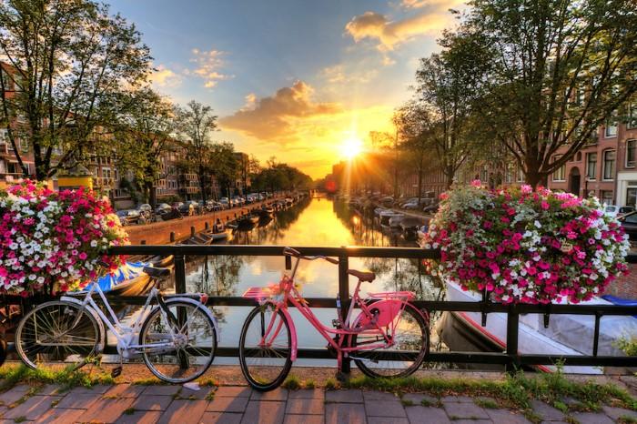 مدينة أمستردام هولندا
