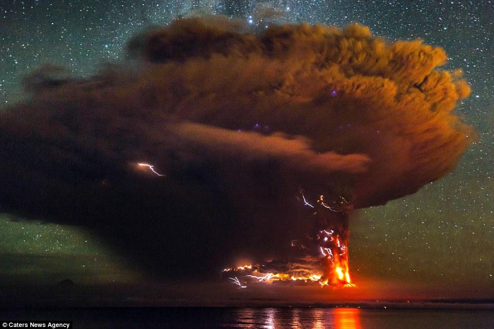 بركان كالبوكو