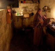 انقطاع الكهرباء بغزة