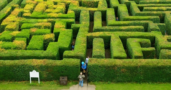 incredible mazes