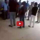 فيديو ضرب عمال