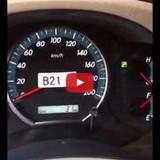 فيديو مخالفة سرعة