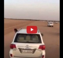 فيديو سباق سيارات