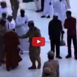 فيديو رجل يصلي