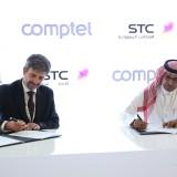 شراكة بين STC وكومبتيل