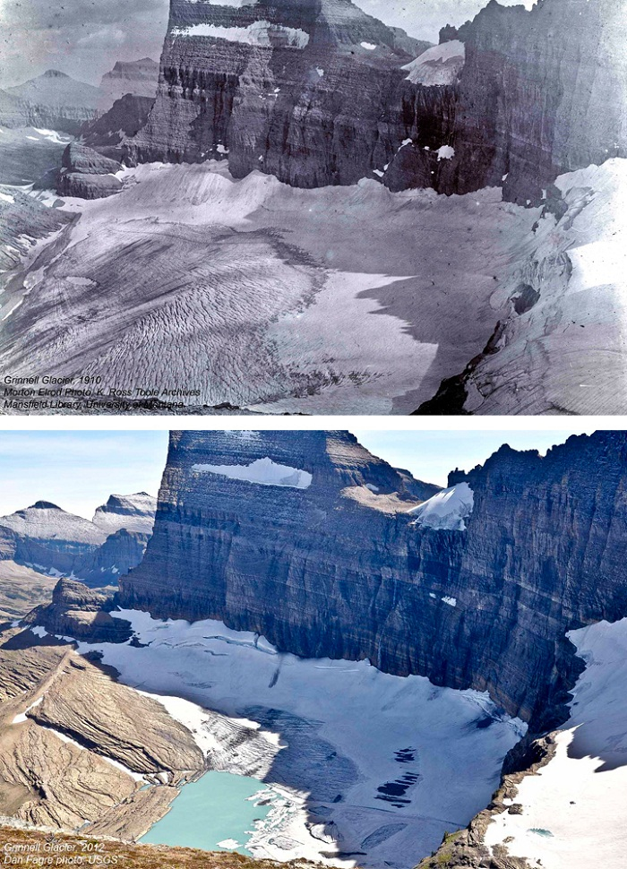 الحديقة الوطنية الجليدية