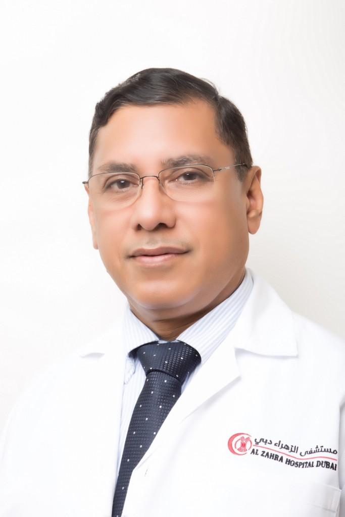 الدكتور جيريش جونيجا و إدارة الوزن