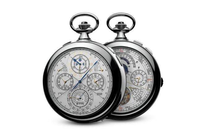 الساعة الأكثر تعقيدًا