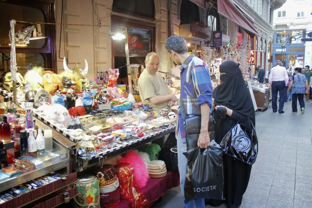 السياح الخليجيين
