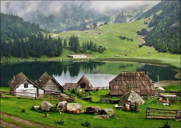 الطبيعة في البوسنة