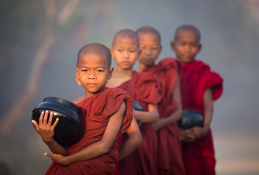 باجان في ميانمار