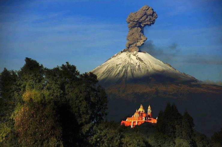 بركان بوبوكاتيبيتيل