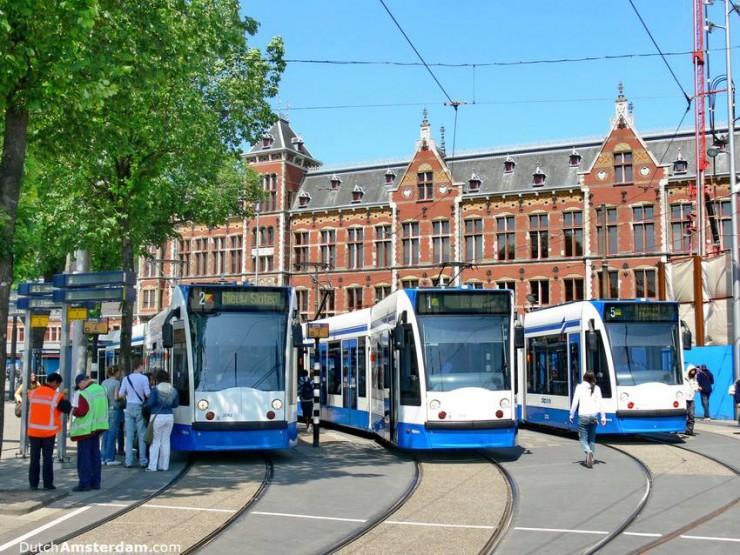 ترام أمستردام