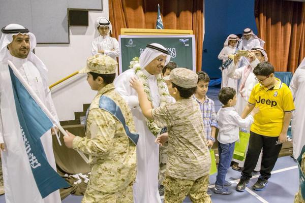 تكريم طلاب بالشرقية