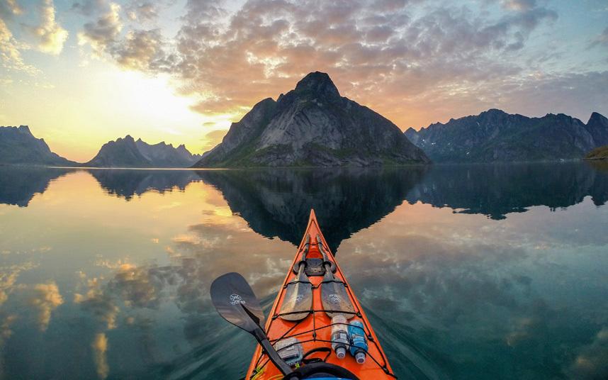 جزر أفوتين بالنرويج