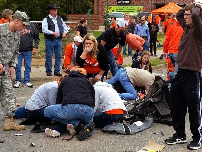 حادث في أوكلاهوما