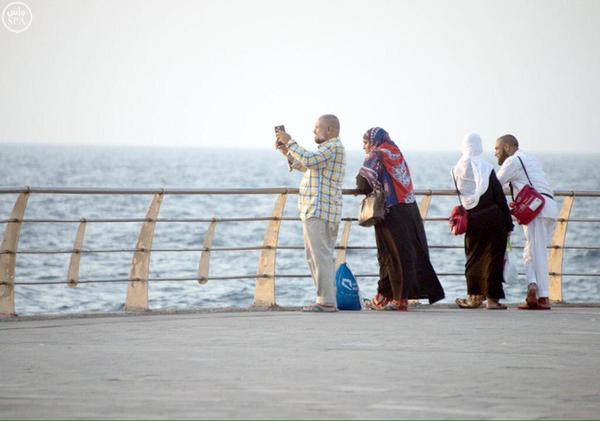 حجاج في جدة