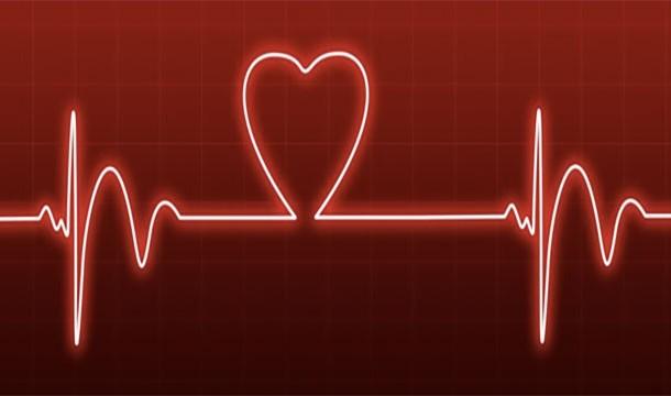 رسم قلب