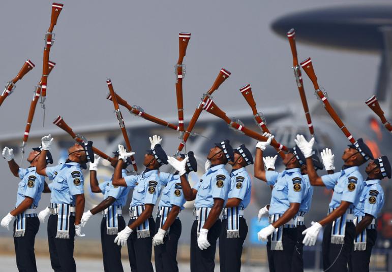 سلاح الجو الهندي