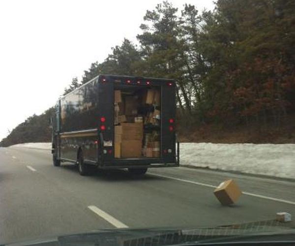 شاحنة نقل