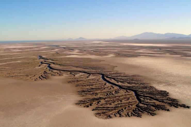 صحراء باخا كاليفورنيا
