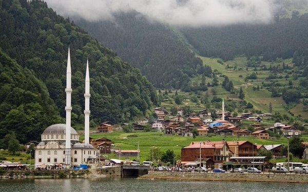 طرابزون في تركيا
