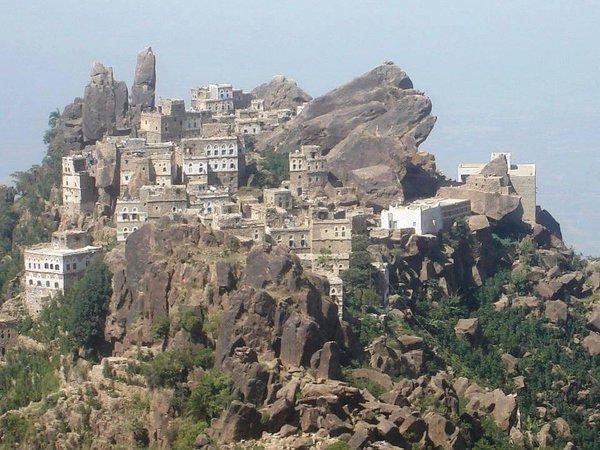 قرية يمنية
