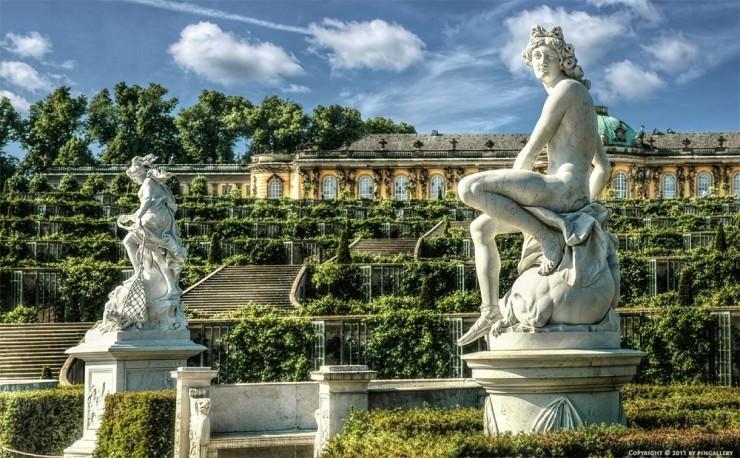 قصر سانسوسي