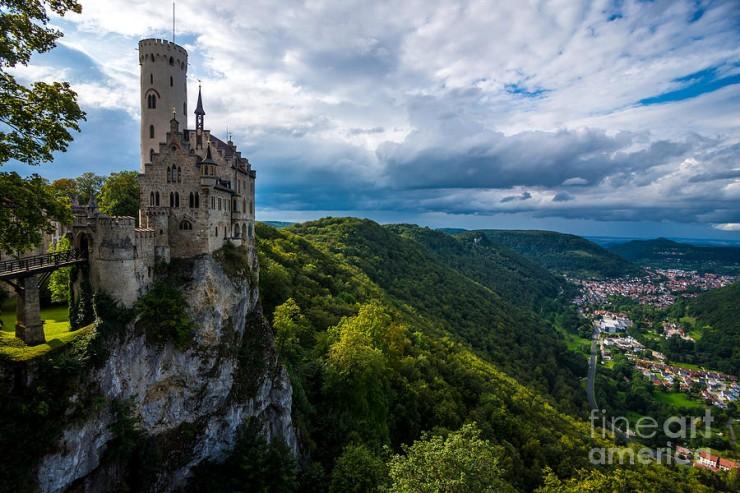 قلعة ليختنشتاين