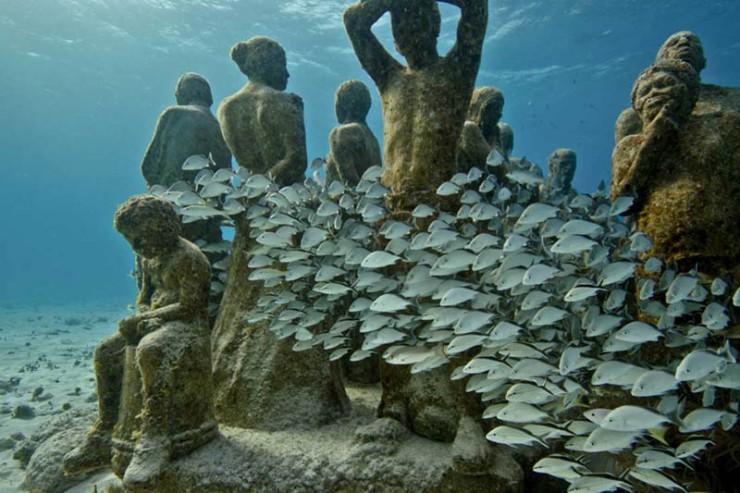 متحف تحت الماء