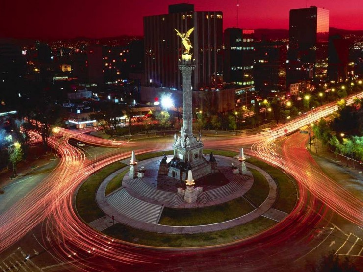 مدينة مكسيكو