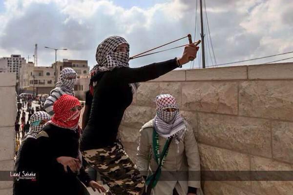 مظاهرات بالضفة الغربية