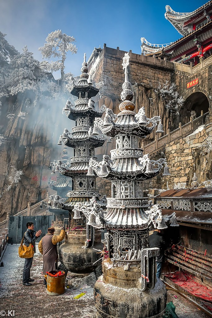 معبد بوذي