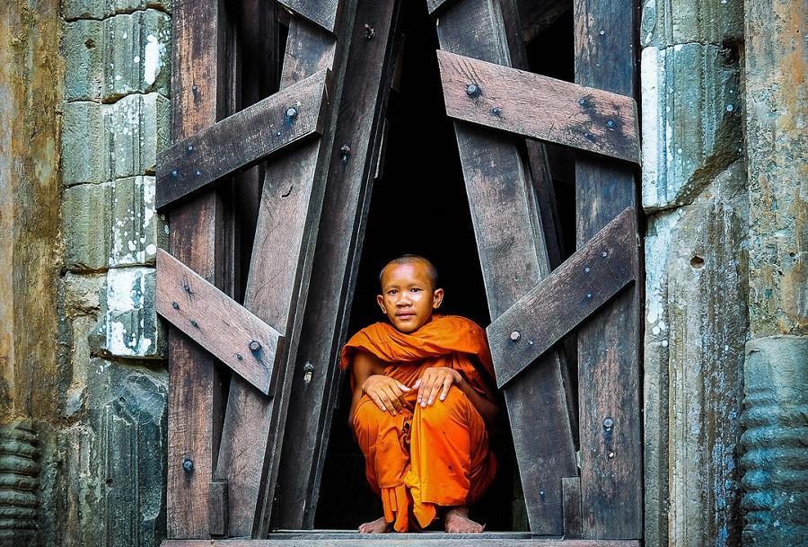 معبد في كمبوديا