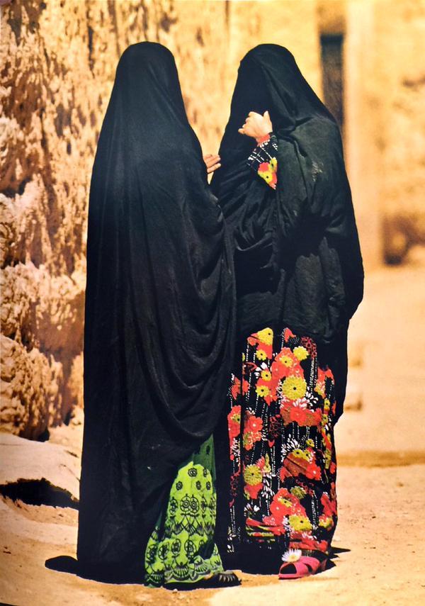نساء سعوديات قديما