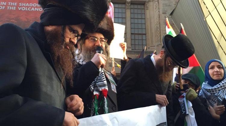 يهود ضد الصهيونية