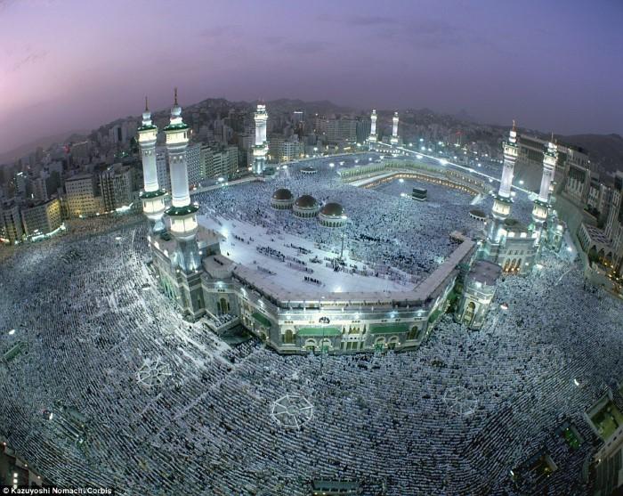 المسجد الحرام في مكة