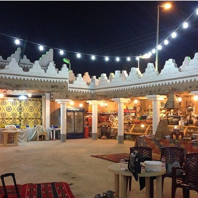 آثار سعودية قديمة
