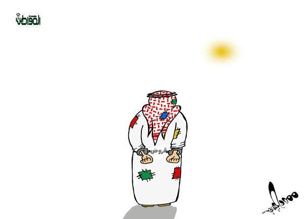 كاريكاتير قروض البنك